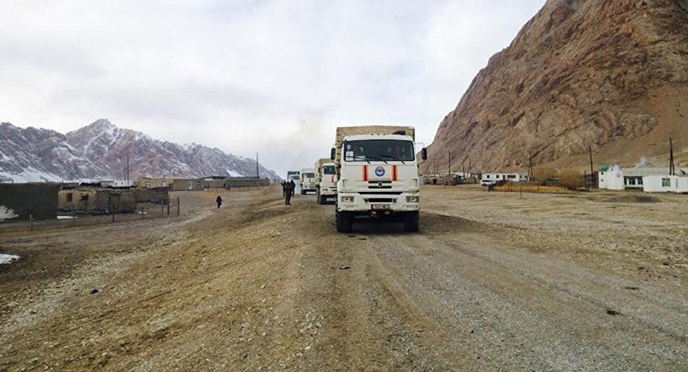 Афганистандагы Улуу жана Кичи Памирде жашаган этникалык кыргыздарга гуманитардык жүк жеткирилди