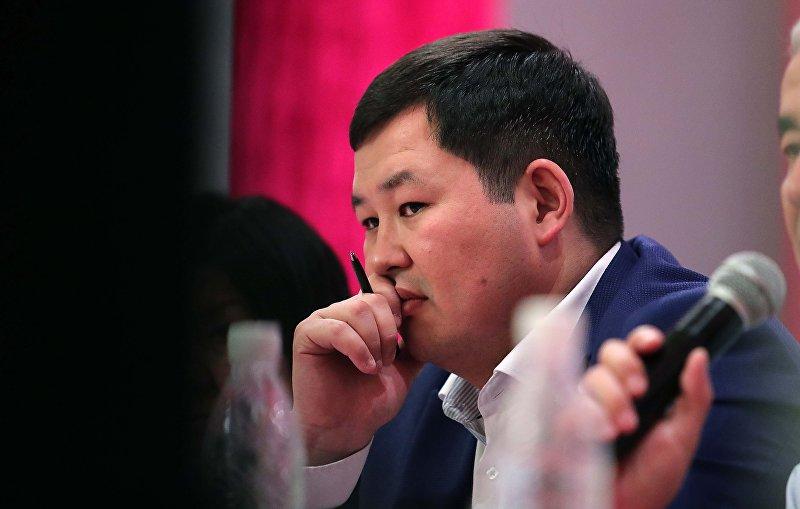 Депутат ЖК Акылбек Жамангулов. Архивное фото