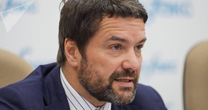 Депутат Государственной Думы РФ Александр Ющенко. Архивное фото