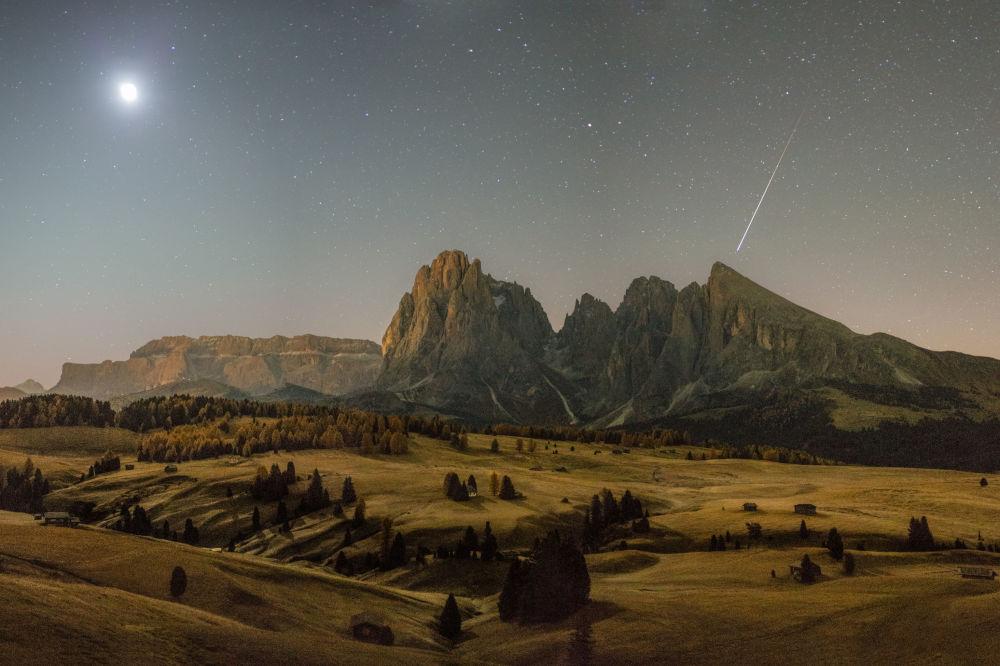 Восхитительное осеннее утро принесло Фабиану Далпаису победу в номинации Юный астрофотограф года