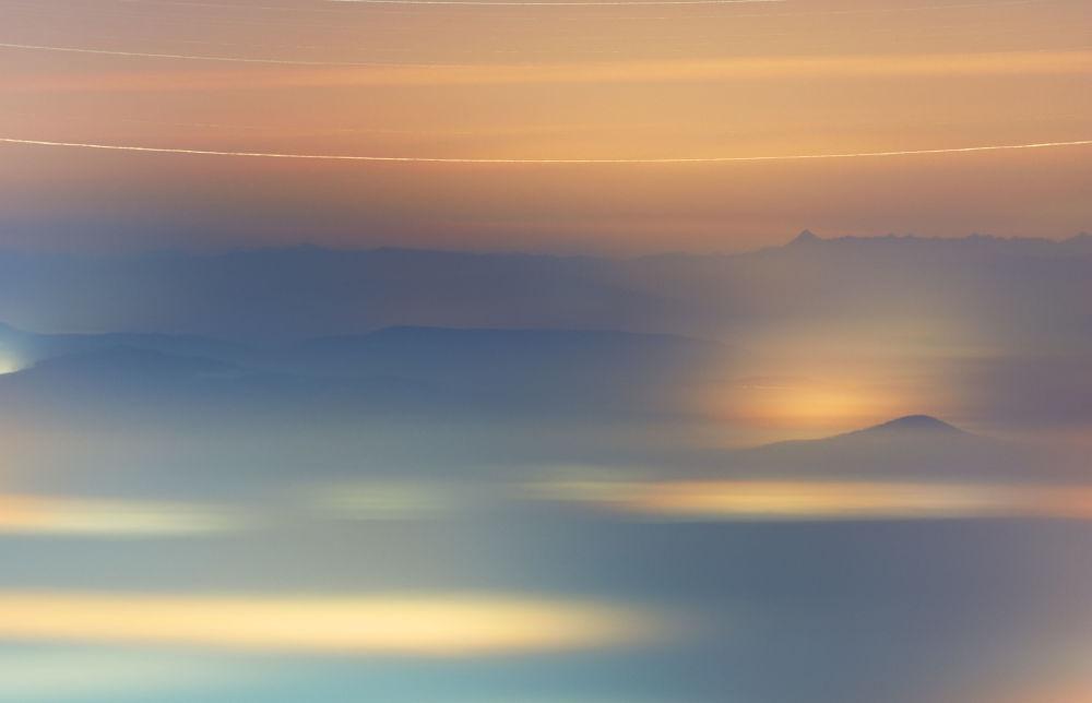Лучший Небесный пейзаж, по мнению жюри, снял Ференц Шемар из Венгрии
