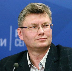 Эксперт Российского института стратегических исследований Сергей Ермаков. Архивное фото