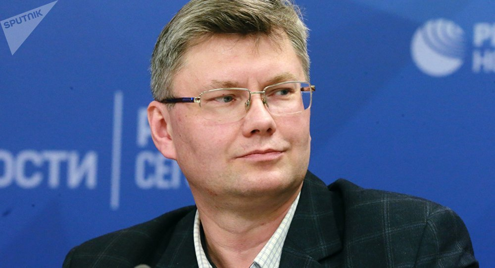 Эксперт Российского института стратегических исследований (РИСИ) Сергей Ермаков. Архивное фото