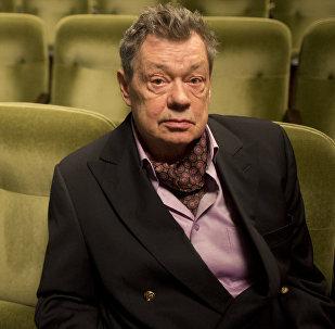 Актер Николай Караченцов. Архивное фото