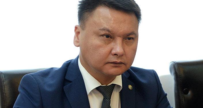 Кеңешмеге КР Коопсуздук кеңешинин катчысы Дамир Сагынбаев катышты