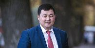 Новый директор ЗАО Альфа Телеком Акылбек Жамангулов