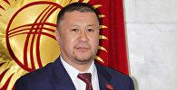 Депутат Жогорку Кенеша Нурбек Тотонов. Архивное фото