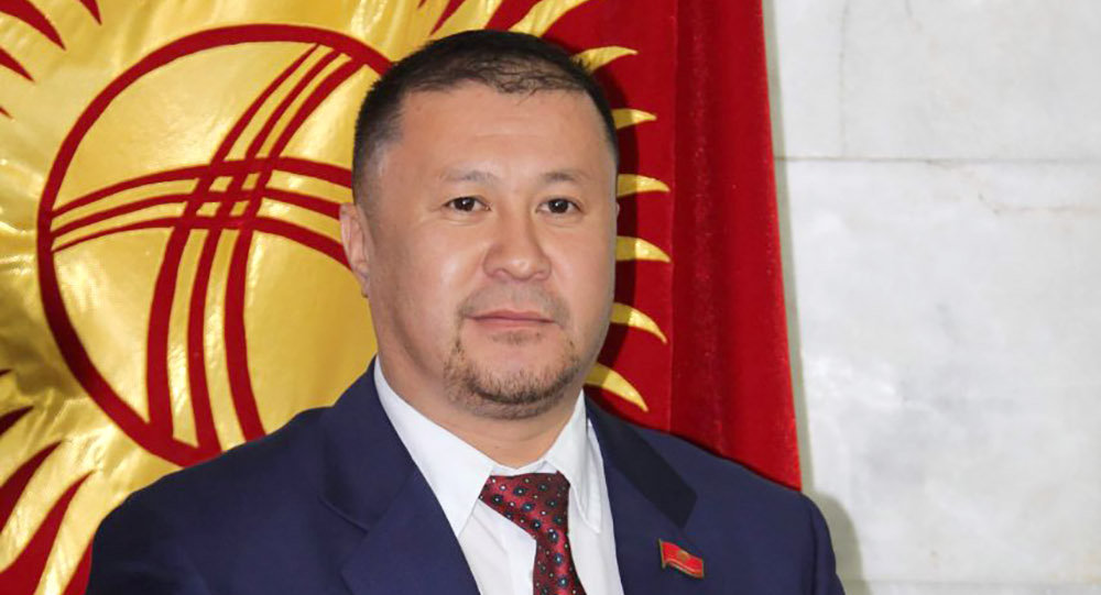 Жогорку Кеңештин депутаты Нурбек Тотонов