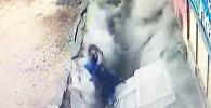 Как будто земля поглотила — женщины провалились под асфальт в Турции. Видео
