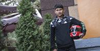 Картинг боюнча Кыргызстандын 8 жолку чемпиону Улукбек Байзаков