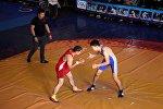 Сегодня, 27 октября, в Оше начался VIII Международный турнир по греко-римской борьбе памяти погибшего депутата ЖК Баямана Эркинбаева