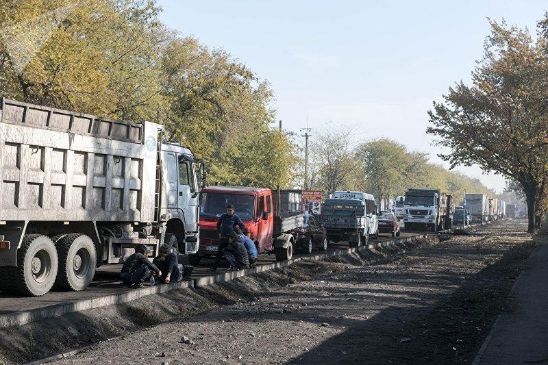 Продажа угля на улице Мурманская в Бишкеке