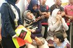 Крушение Boeing 737 в Индонезии