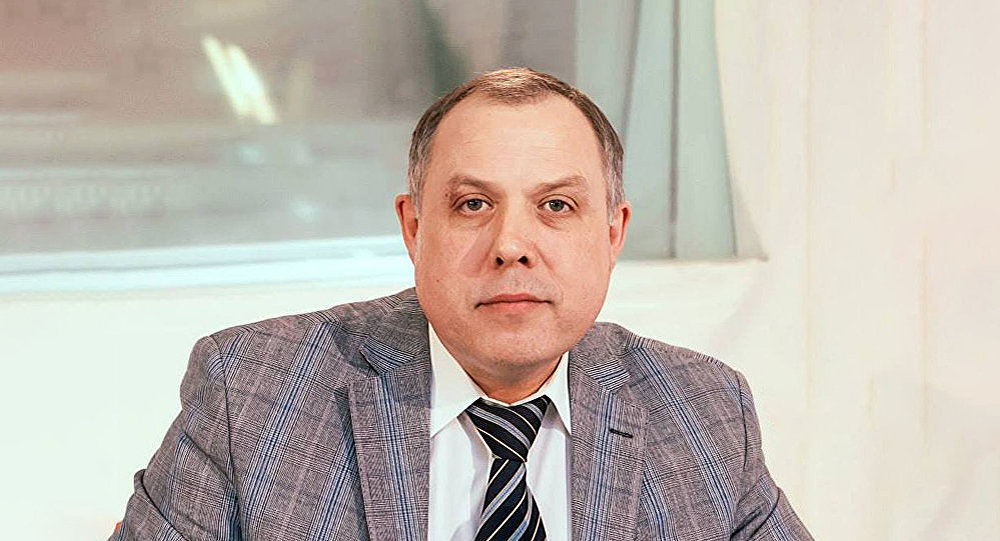 Замдиректора Национального института развития современной идеологии Игорь Шатров. Архивное фото
