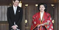 Свадьба японской принцессы Аяко Такамадо