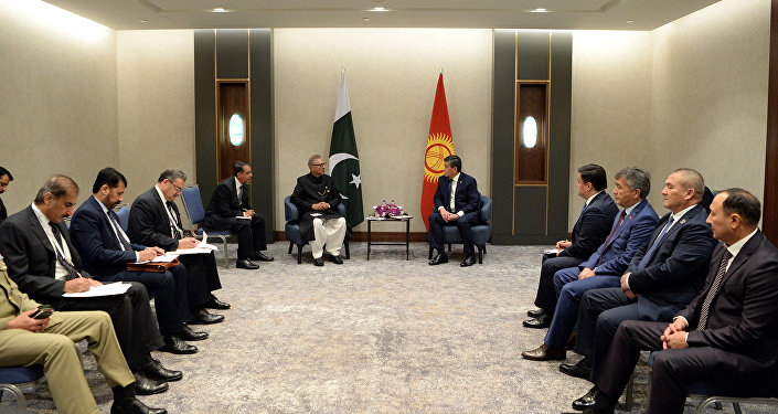 Президент Пакистана подчеркнул, что он возьмет под личный контроль вопрос Айылчиевой и не допустит нарушения прав граждан иностранного государства на территории Пакистана.