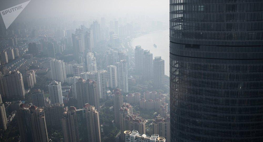 Город Шанхай. Архивное фото