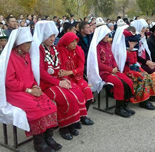 Памирлик кыргыздар. Архив