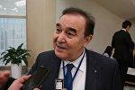 Директор центра стратегических исследований при президенте Таджикистана Худоберди Холикназар. Архивное фото