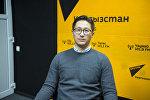 Советник президента Кыргызстана по вопросам цифровой трансформации Дастан Догоев