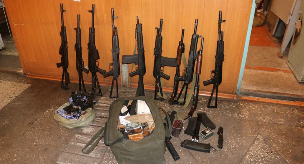 Милиция изъяла 294 единицы огнестрельного оружия в ходе рейда Арсенал в Бишкеке