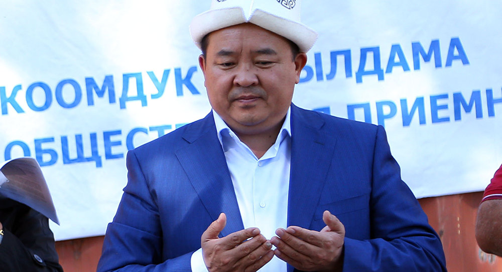 Бывший советник экс-президента КР Икрамжан Илмиянов