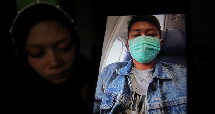 Крушение пассажирского самолета Boeing 737 у берегов Индонезии