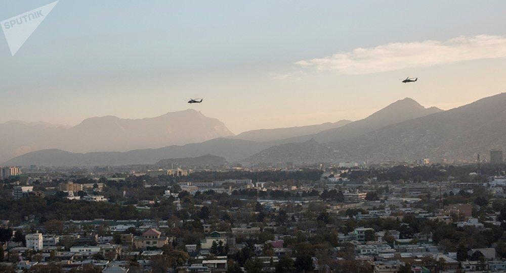 Кабул шаары, Афганистан. Архив