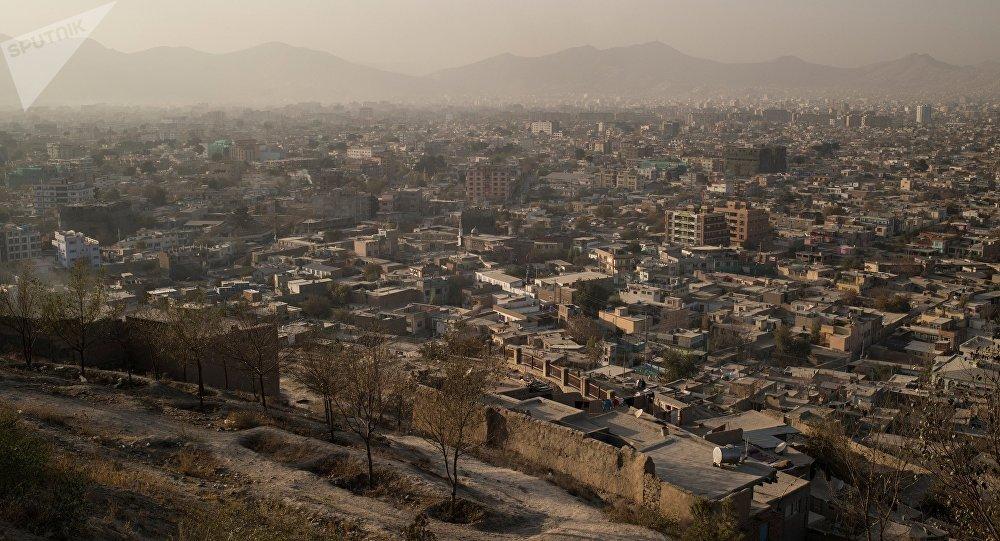 Кабул шаары. Архивдик сүрөт