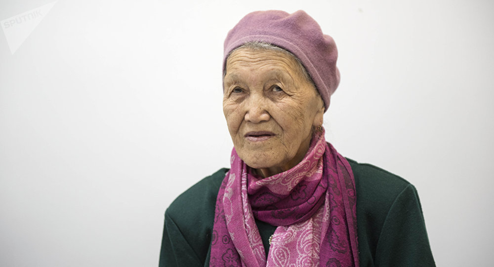 Кыргыз Республикасынын маданиятына эмгек сиңирген ишмер, журналист Нурила Кожотаева