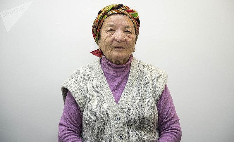 Отличник КТРК Сагида Бакирова