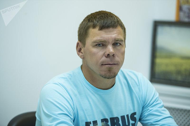 Альпинист Сергей Селиверстов