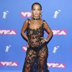 Рита Ора на MTV Video Music Awards в театрально-концертном зале Нью-Йорка Radio City Music Hall