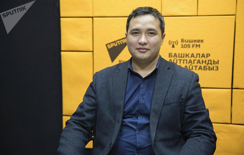 Исполнительный директор Ассоциации иностранных инвесторов, экономист Искендер Шаршеев