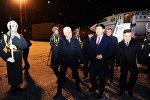 Премьер-министр Кыргызской Республики Мухаммедкалый Абылгазиев прибыл в город Астана для участия в очередном заседании Совета глав правительств стран Содружества Независимых Государств.