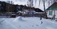 Ысык-Көл облусунун Ак-Суу районунун Жыргалаң айылына кадимкидей кыш келип, тоолордо калыңдыгы 40-50 сентиметрге жеткен кар түштү