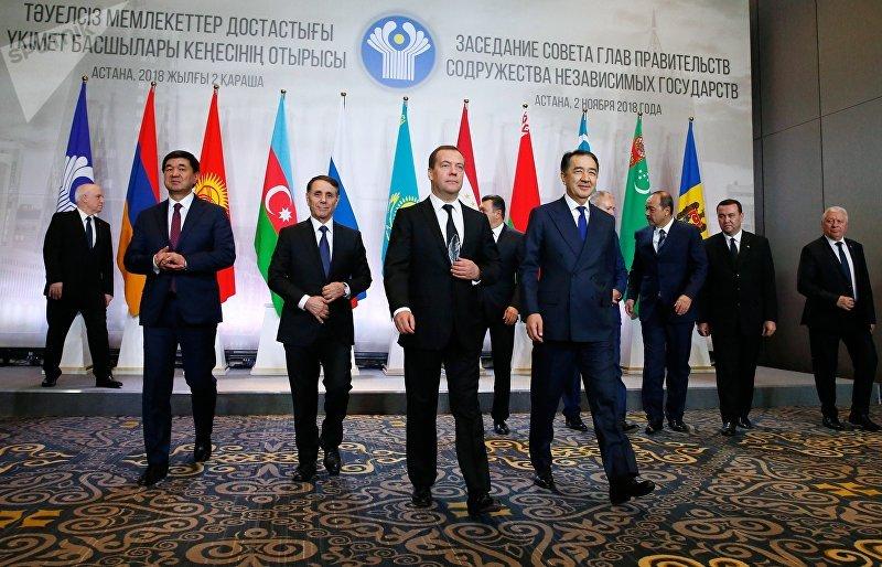 Совет глав правительств СНГ вАстане: что будут обговаривать  премьеры
