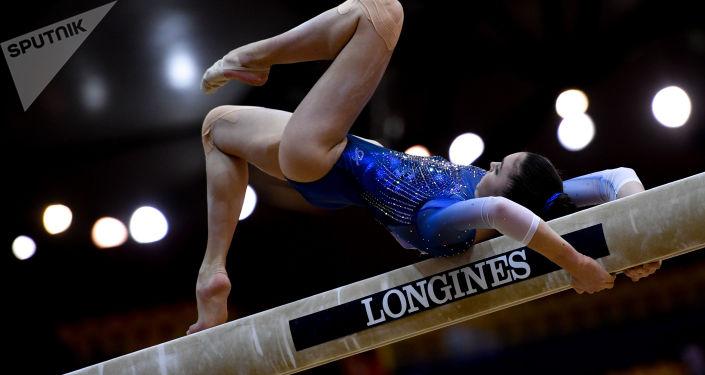 Чемпионат мира по спортивной гимнастике в Дохе