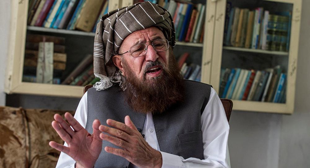 Религиозный деятель и бывший член пакистанского сената Сами аль-Хак