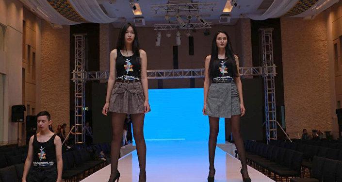 Центральноазиатский конкурс Face of Central Asia — 2018 в Душанбе