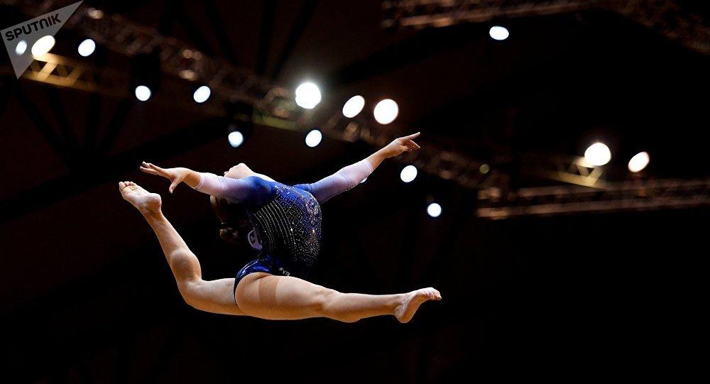 Көркөм гимнастика. Архив