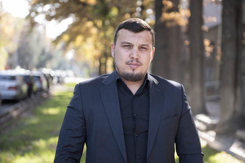 Директор завода по производству гипсокартона Айтмагомед Исмагомбетов