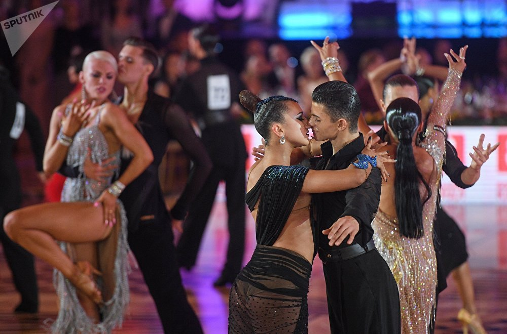 Чемпионат мира по европейским танцам