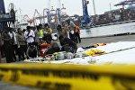 Индонезияда кулап түшкөн Boeing 737 учактын кесепети