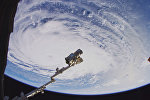 Биринчи жолу космостон тартылган 8к форматындагы видео