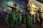 Мисс Кыргызстан — 2018 стала Айжан Женишова. Видео с конкурса
