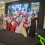 Конкурсанток, удостоившихся титулов первой и второй вице-мисс, одарили путевками в Турцию.