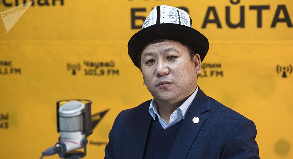 Кыргызстан муфтийинин орун басары Жоробай Шергазиев