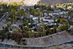 В таджикском городе Хорог. Архивное фото