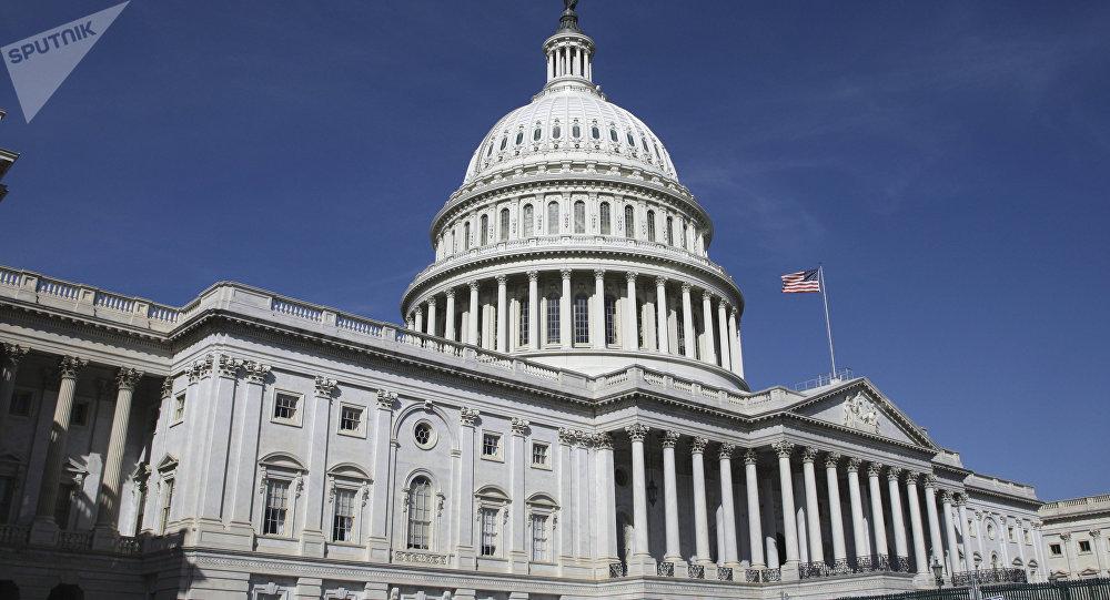 АКШ конгрессинин имараты. Архив